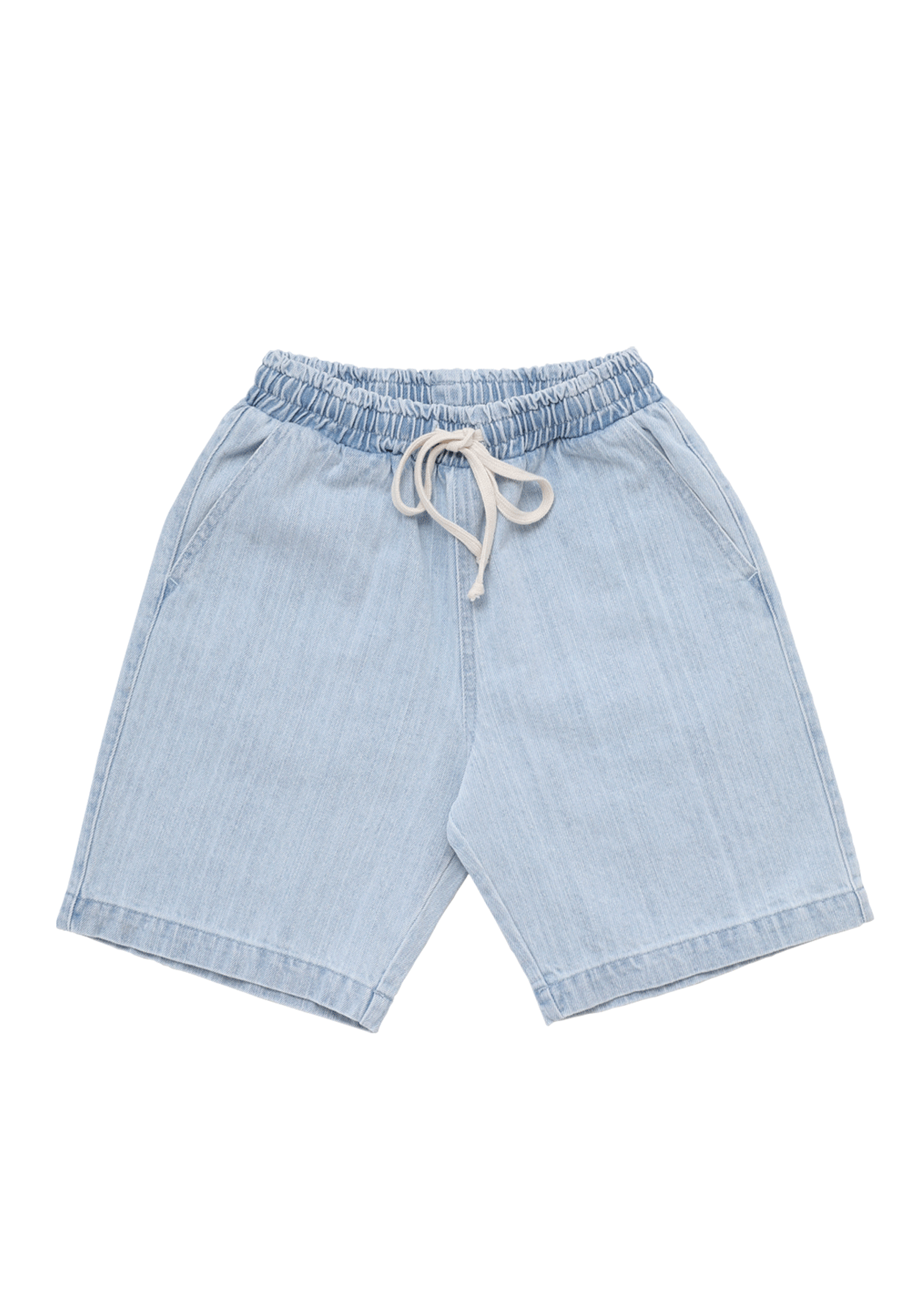 Daddy)ben Denim Half Pants_Blue