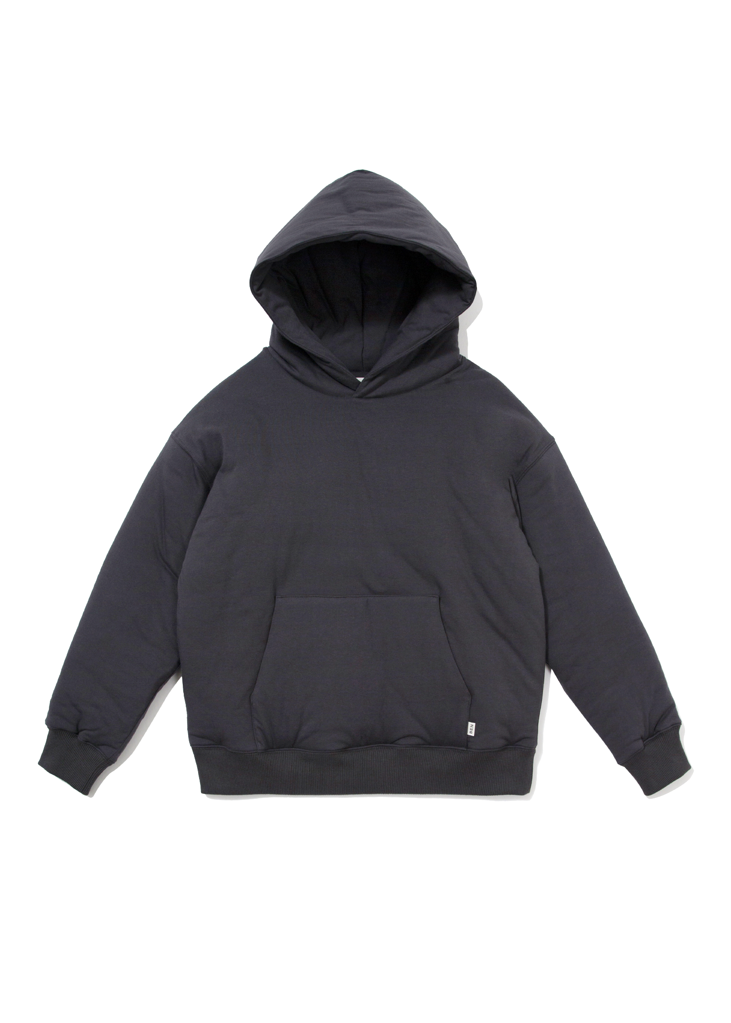 ben Bonding Comfort Hoodie_Deep Gray